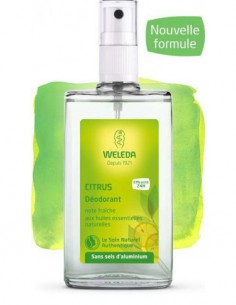 Déodorant au Citrus - 100ml