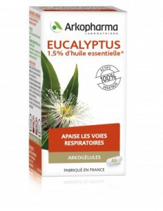Arkogélules Eucalyptus - 45...