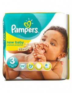 Pampers Couches Premium...