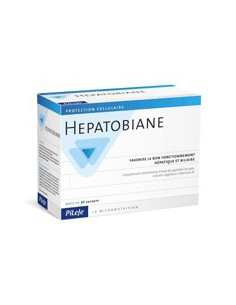 Hepatobiane - 20 sachets de...
