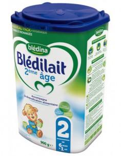 Bledilait 2 6-12 Mois - 900g