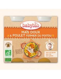 Petit Pot Menu Maïs Doux &...