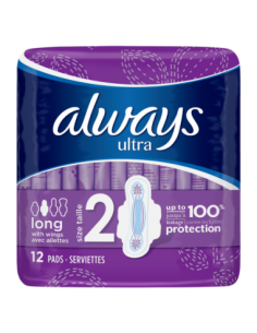 ALWAYS Ultra Long (Taille...