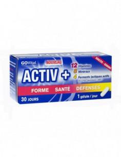 GOvital Activ+ - 30 gélules