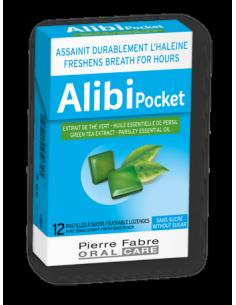 ALIBI POCKET Pastilles - 12...
