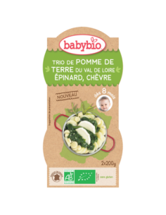 Bol Légumes - Trio de Pomme...