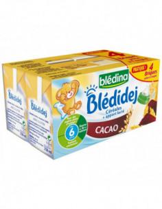 BLEDINA Blédidej Lait et...