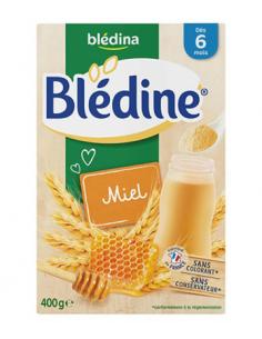 Blédine Céréales  Miel - 400g