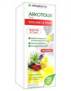 Arkopharma Arkotoux Sirop -...