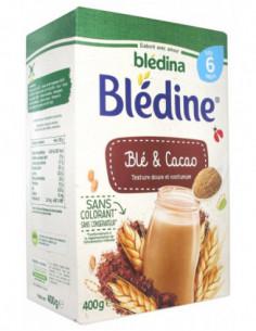 Blédine Blé & Cacao dès 6...