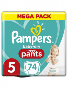 Pampers Baby-Dry Pants...