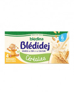 Blédina Blédidej Céréales...