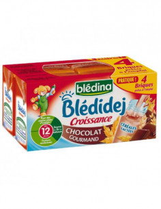 Blédina Blédidej Croissance...