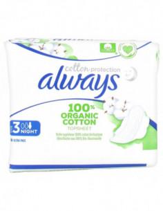 Always Cotton Protection...