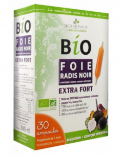 Les 3 Chênes Bio Foie Radis...