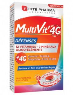 Forté Pharma MultiVit'4G...